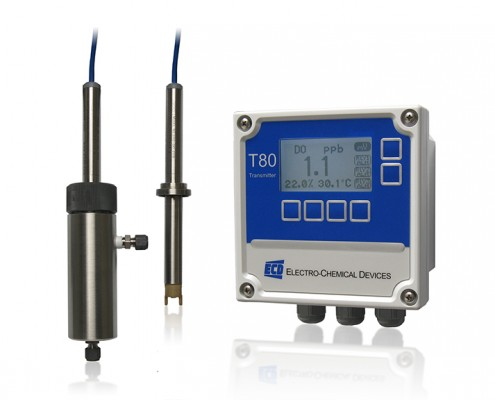 ppb Dissolved Oxygen Analyzer