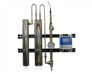 boiler water sample system