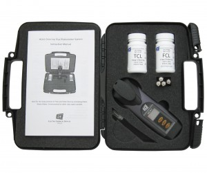 Portable Colorimetric Chlorine Test Kit